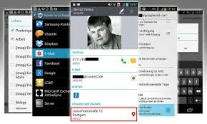 Android: Tipps für E-Mail und Adressbuch - connect