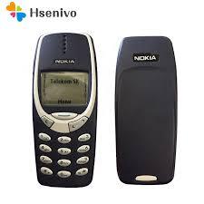Отремонтированный оригинальный <b>Nokia 3310</b> дешевые ...