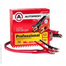 <b>Пусковые провода</b> Autoprofi Провода пусковые (прикуриватель ...