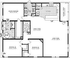 Jacobsen Homes   Floor Plans   Manufactured Homes  Modular Homes    The T N R • Model TNR  Bedrooms  Bathrooms Square Feet  Download PDF View Details