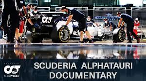 OPEN <b>THE DOORS - A</b> Scuderia AlphaTauri F1 Documentary ...
