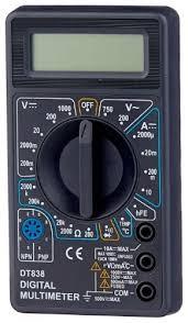 Купить <b>Мультиметр TEK DT</b> 838 (61/10/513) - цена на ...