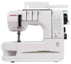 Распошивальная машина <b>Janome Cover Pro</b> II — купить на ...