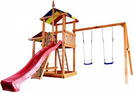 "<b>Детские игровые</b> деревянные <b>площадки</b> для дома ""<b>Самсон</b> ..."