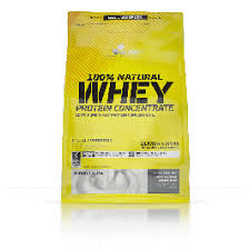 100% <b>NATURAL WHEY PROTEIN</b> CONCENTRATE
