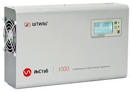 <b>Стабилизатор</b> напряжения однофазный <b>Штиль IS1000</b> (0.75 кВт ...