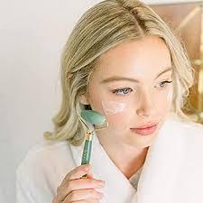 Jade Roller for Face - Face & Neck Massager for Skin ... - Amazon.com