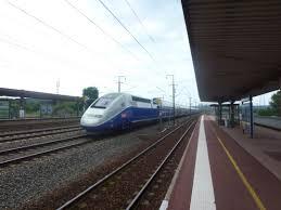 Gare de Mâcon-Loché TGV