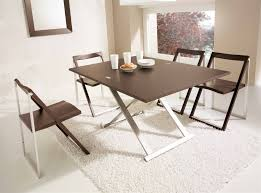 Folding Dining Room Chair Folding Dining Table Chairs Furniture Big Two Tines Foldable