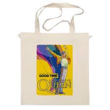 "Сумка ""<b>Freddie Mercury</b> - Queen"" #632582 от Leichenwagen - <b>Printio</b>"