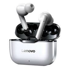 New <b>lenovo lp1 tws</b> bluetooth <b>earbuds</b> ipx4 waterproof sport ...