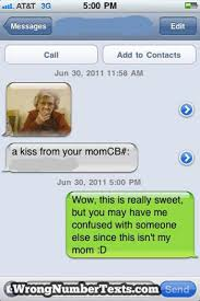 22 Hysterical Wrong Number Texts | SMOSH via Relatably.com