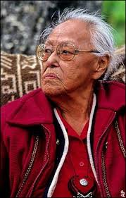 Marie Smith Jones, the last surviving Eyak Indian, pictured in 2001. 12:01PM GMT 25 Jan 2008. The last full-blooded member of Alaska's Eyak Indians has died ... - news-graphics-2008-_439360a
