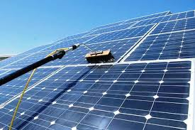 Risultati immagini per pulizia pannelli fotovoltaici 30 recupero %