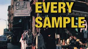 """Every Sample from <b>Beastie Boys</b>' """"<b>Paul's</b> Boutique"""" - YouTube"""
