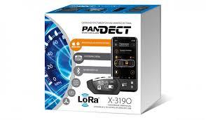 Купить <b>Автосигнализация Pandect X-3190</b> LoRa по цене 24 200 ...