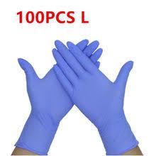 Best value <b>100 Pcs</b> Transparent Disposable <b>Pvc</b> Gloves – Great ...
