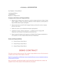 executive assistant to ceo resume proposaltemplates info company job description form human resources letters forms and