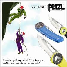 Petzl Spatha <b>Multipurpose knife</b>. 3... - Viajero <b>Outdoor</b> Centre ...