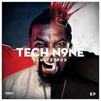 Klusterfuk album by Tech N9ne
