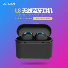5.0<b>tws</b> Wireless <b>Bluetooth</b> Headset <b>L8</b> Auto-pairing Game Witho ...