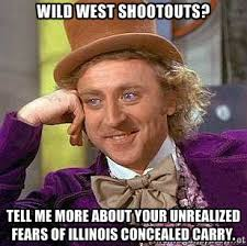 Wild West shootouts? Tell me more about your unrealized fears of ... via Relatably.com
