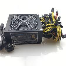<b>free ship 1600w</b> computer <b>power</b> supply mining rig antminer pico ...