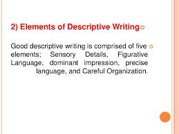 descriptive writing examples for grade    expanding sentences    descriptive essay writing