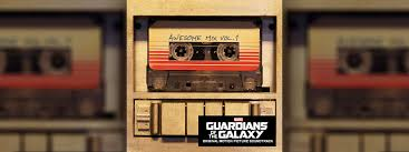<b>Саундтрек Guardians</b> of the Galaxy выпустят на настоящей кассете