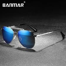 <b>Banmar</b> Pilot Sunglasses Men <b>Polarized</b> Women <b>Brand Designer</b> ...