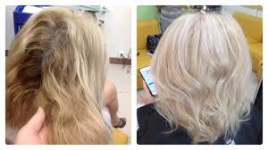 Осветление <b>волос</b> без порошка // ОКРАШИВАНИЕ В БЛОНД ...