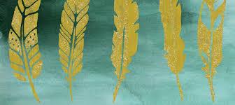 <b>Feathers Canvas Art</b> | iCanvas