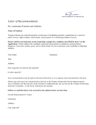 letter of recommendation sample how to write a recommendation letter letter of recommendation sample 01