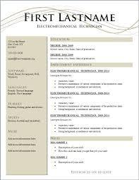 online   resume templates   resume templates resume template    cv coverletter free resume templates