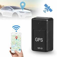 <b>GF07</b> Mini Magnetic <b>GPS Tracker</b> Real-time <b>Car</b> Truck <b>Vehicle</b> ...