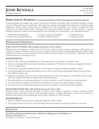 sample resume for head nurses resumes nursing resumes  cenegenics conursing