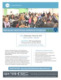 salary negotiation workshop by aauw 15 job search skills salary negotiation workshop by aauw 15