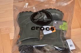 Обзор от покупателя на <b>Резиновые сапоги Crocs</b> Wellie ...
