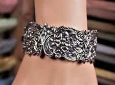Серебряная кожа манжета модные <b>браслеты</b> - огромный выбор ...