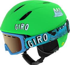 Dirty Dog UFO <b>Ski</b> Snowboarding <b>Helmet</b> Bright Green <b>Unisex</b> ...