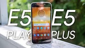<b>Moto E5 Play</b> and E5 Plus Review - YouTube