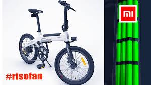 Xiaomi <b>HIMO C20</b> Foldable <b>Electric</b> Moped Bicycle You Can Buy in ...