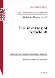 「リスボン条約の第50条」の画像検索結果