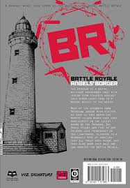 battle royale angel s border koushun takami mioko ohnishi battle royale angel s border koushun takami mioko ohnishi youhei oguma 9781421571683 com books