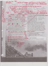 mr martin s english english honors block the english 10 honors block 4 the masque of the red death initial reading notes and mr martin s sample annotations