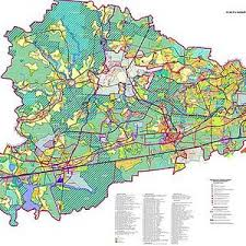 Схема развития <b>Одинцовского</b> района до 2020 года