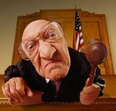 Judge calling for order