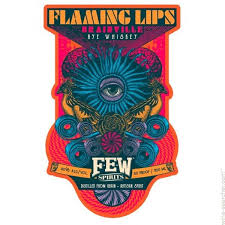 FEW <b>Flaming Lips Brainville</b> Rye Whiskey, Illinois   prices, stores ...