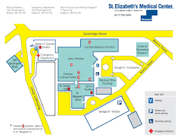 directions campus map st elizabeth s medical center directions