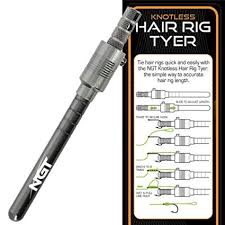 ngt hair rig tying <b>tool</b> carp coarse <b>fishing accessories</b>